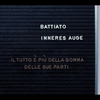 Cover of the album Inneres Auge: Il tutto è più della somma delle sue parti
