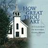 Couverture de l'album How Great Thou Art