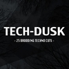 Cover of the album Tech-Dusk - 25 Brooding Techno Cuts