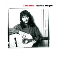 Cover of the track Barrio Negro