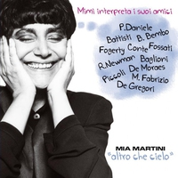 Cover of the track Altro che cielo