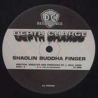 Cover of the track Shaolin Buddha Finger - Single