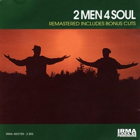 Cover of the track 2 Men 4 Soul (Remastered)