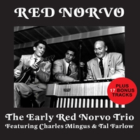 Cover of the track The Early Red Norvo Trio (Bonus Track Version)