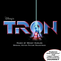 Cover of the track TRON: Original Motion Picture Soundtrack