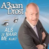 Cover of the track Als Ze Naar Me Kijkt - Single