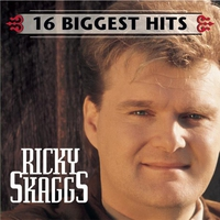 Cover of the track 16 Biggest Hits: Ricky Skaggs