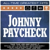 Couverture de l'album All-Time Greatest Hits: Johnny Paycheck (Re-Recorded Versions)