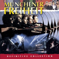 Cover of the track Definitive Collection: Münchener Freiheit