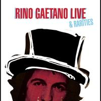 Cover of the track Rino Gaetano: Live & Rarities