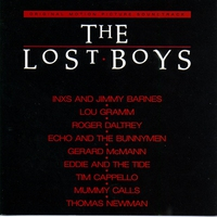 Cover of the track The Lost Boys: Original Motion Picture Soundtrack