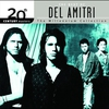 Couverture de l'album 20th Century Masters: The Millennium Collection: The Best of Del Amitri