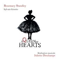 Couverture du titre A Queen of Hearts (feat. Sylvain Griotto)