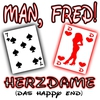 Cover of the track Herzdame (Das Happy End), Teil 2 [Happy End Mix]