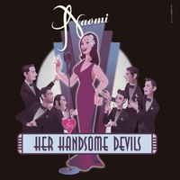 Cover of the track Naomi & Her Handsome Devils