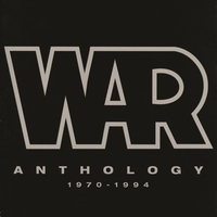 Couverture du titre Anthology 1970 - 1994