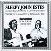 Couverture de l'album Sleepy John Estes Vol. 2 (1937 - 1941)