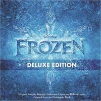 Couverture du titre Frozen (Deluxe Edition) [Original Motion Picture Soundtrack]