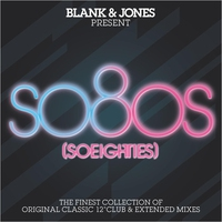 Cover of the track So80s (So Eighties) [Blank & Jones Presents]
