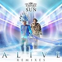 Couverture du titre Alive (Remixes) - EP