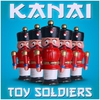 Couverture de l'album Toy Soldiers (Remixes) - EP