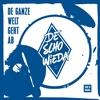 Cover of the album De ganze Welt geht ab - Single