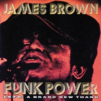 Cover of the track Funk Power 1970: A Brand New Thang