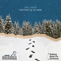 Cover of the track Footprints in the Snow - Single