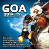 Cover of the album Goa 2014, Vol. 2
