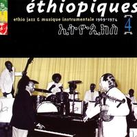 Couverture du titre Éthiopiques, Vol. 4: Ethio Jazz & Musique Instrumentale (1969-1974)