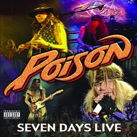Cover of the track 7 Days Live
