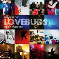 Couverture du titre Only Forever - the Best of Lovebugs