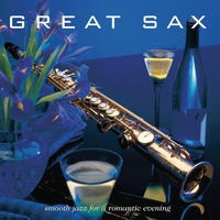Cover of the track Great Sax (Instrumental)
