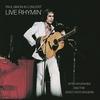 Couverture de l'album Paul Simon in Concert: Live Rhymin'