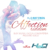 Cover of the album Affection Riddim - EP