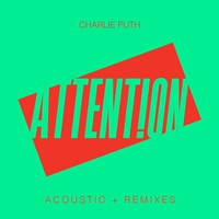 Cover of the track Attention (Acoustic + Remixes)