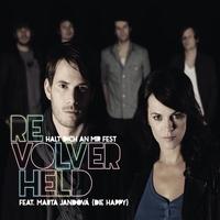 Cover of the track Halt dich an mir fest (Duett Version) [feat. Marta Jandová (Die Happy)] - EP