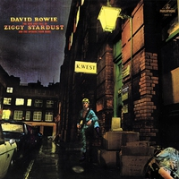 Cover of the track The Rise and Fall of Ziggy Stardust and the Spiders From Mars (2012 Remastered Version)