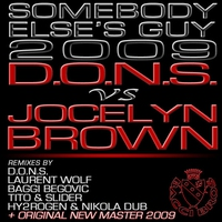 Cover of the track Somebody Else's Guy