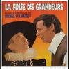 Couverture du titre LA FOLIE DES GRANDEURS, GENERIQUE (1971)