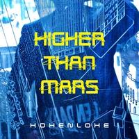 Couverture du titre Higher Than Mars - Single