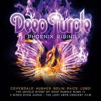 Couverture du titre Phoenix Rising (Live)