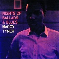 Couverture du titre Nights of Ballads and Blues