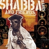 Cover of the album Shabba Ranks and Friends