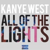 Couverture du titre All Of The Lights (Radio Edit)