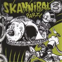 Couverture du titre Skannibal Party, Vol.3
