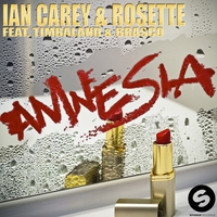 Couverture du titre Amnesia (feat. Timbaland & Brasco) - EP