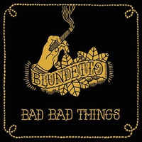 Cover of the track Bad Bad Things