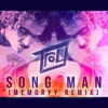 Cover of the track Song Man (Memoryy Remix) [feat. Memoryy]