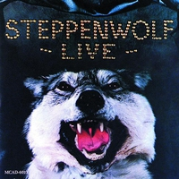 Cover of the track Steppenwolf Live
